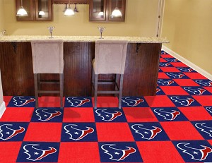 Houston Texans Carpet Tiles
