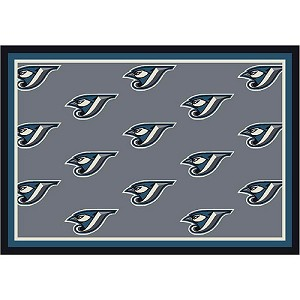 Toronto Blue Jays Repeat Logo Area Rug