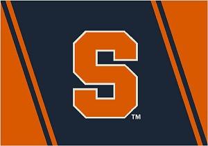 Syracuse orange team logo area rug - Syracuse university wallpaper ...