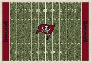 Tampa Bay Buccaneers Home Field Area Rug