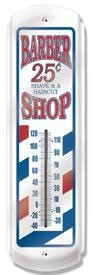 Barber Outdoor Thermometer