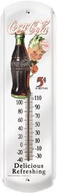 Coke-Sprite Boy Outdoor Thermometer