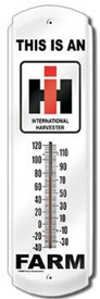 I.H. Farm Outdoor Thermometer
