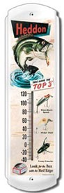 Heddon's Outdoor Thermometer