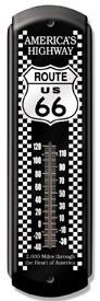 Route 66 Outdoor Thermometer