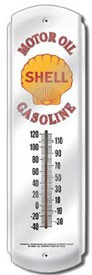 SHELL Outdoor Thermometer