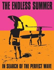 Endless Summer Poster Tin Sign