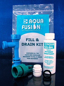 Aqua Fusion Drain and Fill Kit