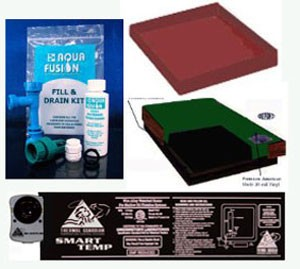 Emerald Full Wave Waterbed Kit