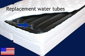 Replacement Water Tubes For Softside Waterbed