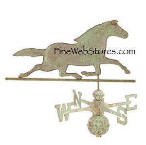 Horse Antique Weather Vane