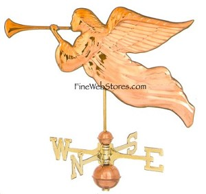 Polangel Gabriel Weather Vane