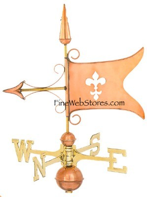 Banner Weather Vane