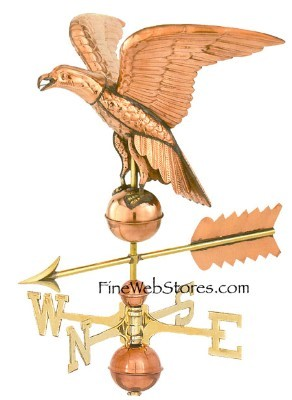 American Eagle Weather Vane