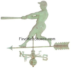 Batter Antique Weather Vane