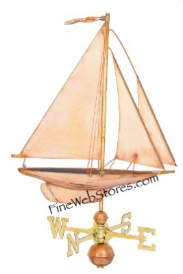 Sailing Yacht Weather Vane