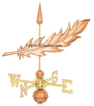 Quill Weather Vane