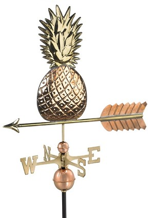 Pineapple Weathervane