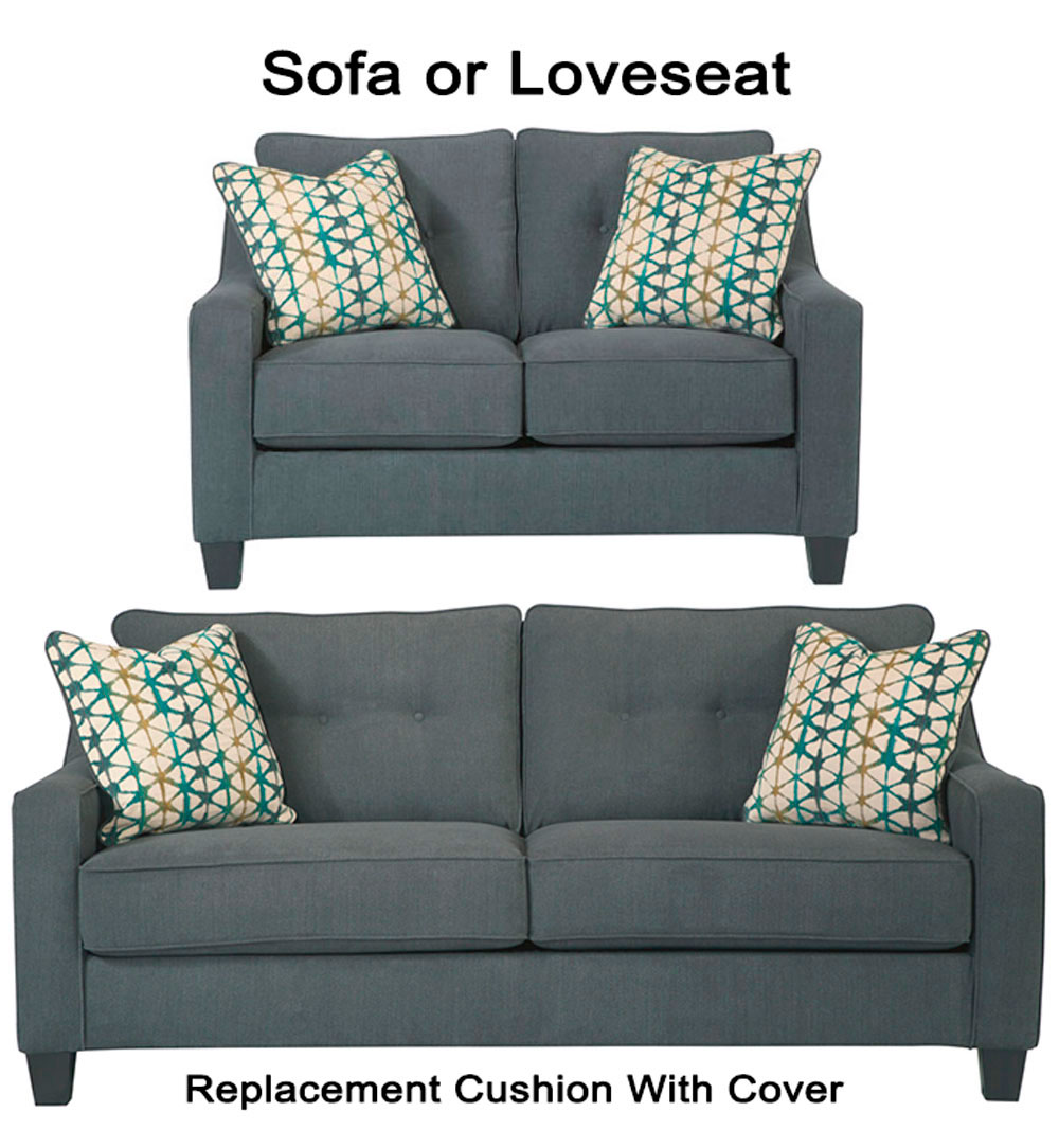 Home Replacement Cushions Sofa Ashley Shayla Cushion Cover 6080438 Or 6080435 Love