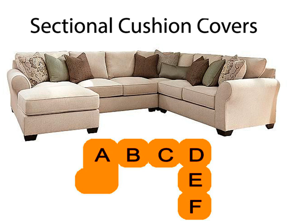 Ashley Wilcot Sectional Replacement, Ashley Furniture Sectional Sofa Covers
