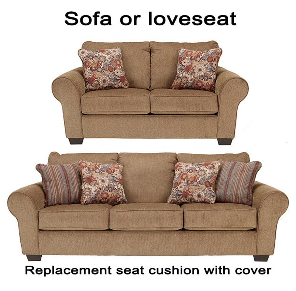 Home U003e Replacement Cushions U003e Replacement Sofa Cushions U003e Ashley® Galand Replacement  Cushion Cover, 1170038 Sofa Or 1170035 Love