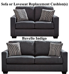 Ashley® Bavello Indigo replacement cushion cover, 9730138 sofa or 9730135 love