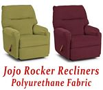 Jojo Rocker Recliner in Polyurethane