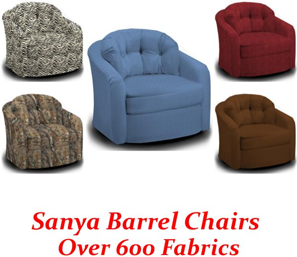 Awe Inspiring Sanya Swivel Barrel Chair Pabps2019 Chair Design Images Pabps2019Com