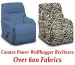 Cannes Power Wallhugger Recliner