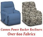 Cannes Power Rocker Recliner