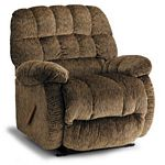 Roscoe Big Man Oversized Rocker Recliner