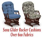 Glider Rocker Cushions for Sona Chair