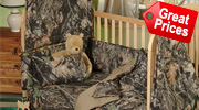 Camo Crib Bedding