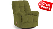 Green Recliner Chairs