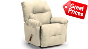 White Recliner Chairs