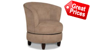 Swivel Barrel Chairs