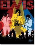 Petruccio - Elvis Vegas Rem. Tin Sign