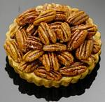 Fake Food Pecan Tart
