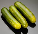 Fake Food Cucumbers (pack of 3)