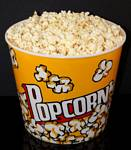 Fake Food Jumbo Bucket Of Popcorn