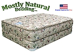 Three Quarter Size Abe Feller® Mattress Set ACHE LESS™