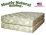 Three Quarter Size Abe Feller® Mattress Set BEST