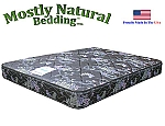 Three Quarter Size Abe Feller® Mattress Only INDUSTRIAL