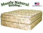 Three Quarter Size Abe Feller® Mattress Set SUPREME
