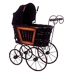 Pushcart Oval Frame