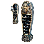 Queen Sarcophagus Wine Cabinet