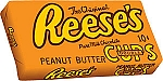 Reese's Die Cut Embossed Tin Sign
