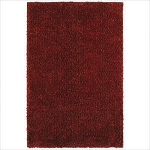 Shag Rug Cardinal Color