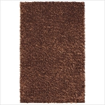 Shag Rug Metal Flake Foxfire Copper Color