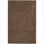 Shag Rug High Sierra Wood Color